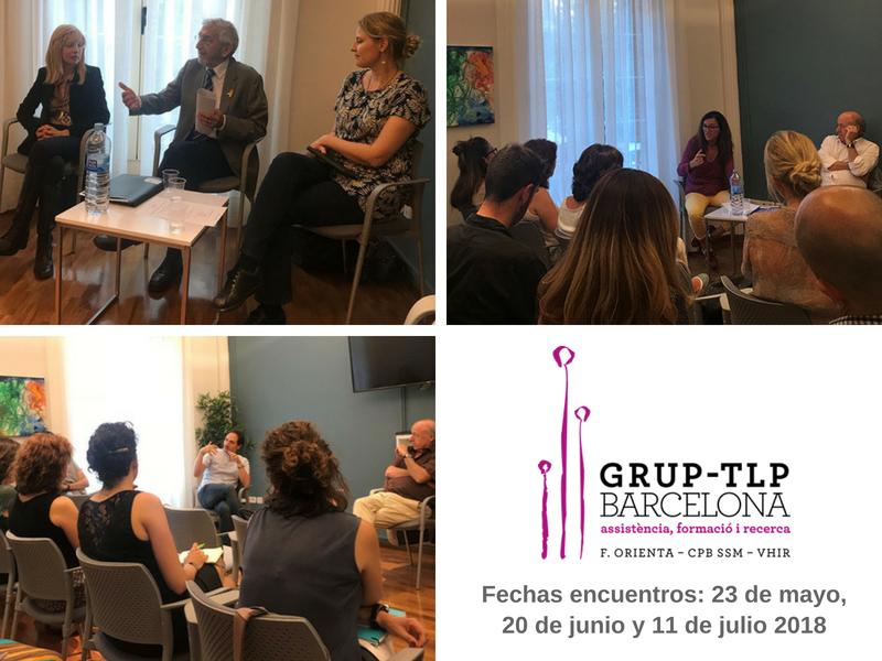 Encuentros Con El Experto Al Grupo TLP Barcelona