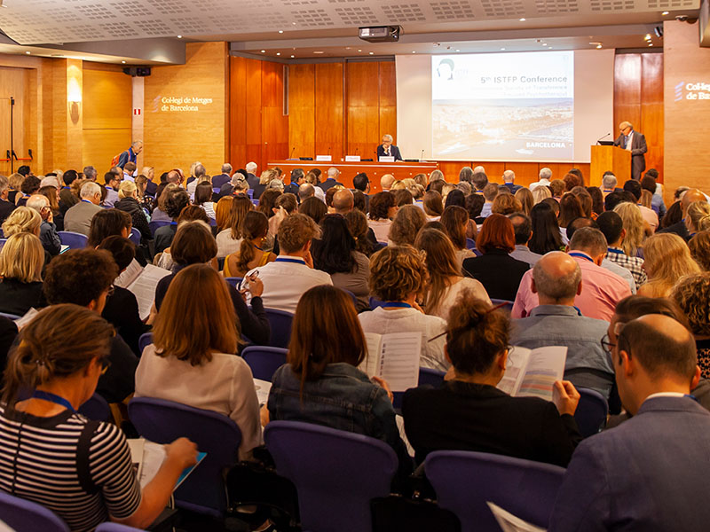 5th World Conference Of Transference Focused Psychotherapy (TFP)