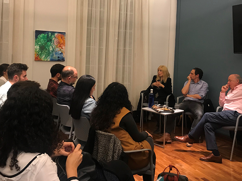 Cuarto Encuentro Con El Experto En El Grup-TLP Barcelona